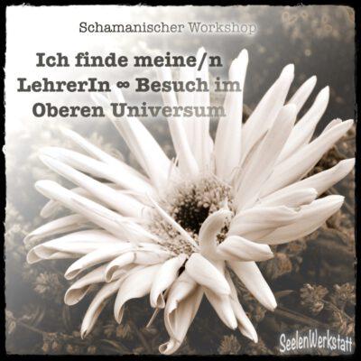 *Ich finde meine/n LehrerIn ∞ Besuch im Oberen Universum* @ SeelenWerkstatt